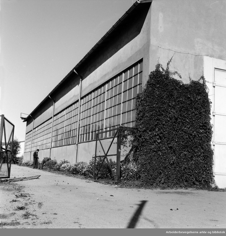 Brinkmann mek. verksted. September1959