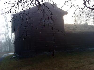 Senhøst ved Stemsrudstua