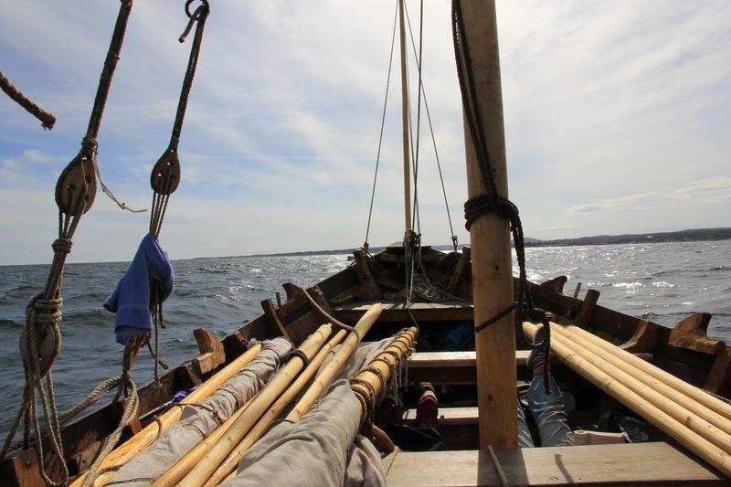 Ombord på Vaaghals