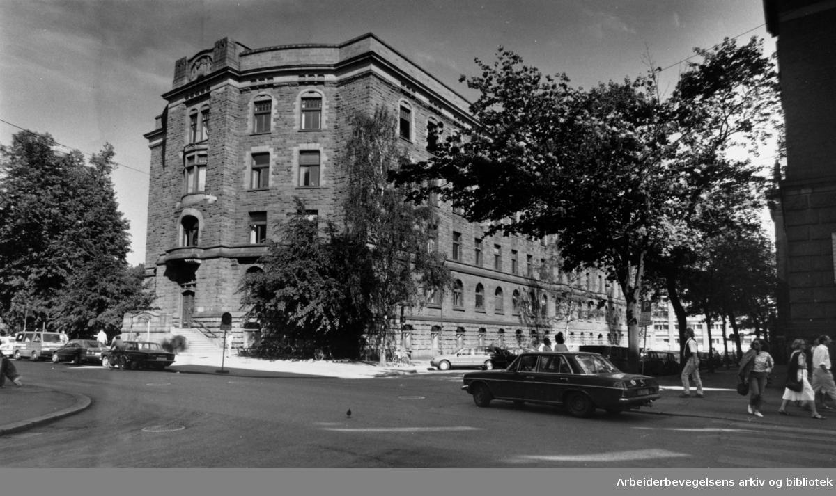 Akersgata. 1988