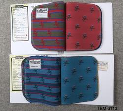 Prøvebøker tekstiler