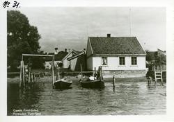 Fredrikstad Vaterland Østsiden - Bødkergaten 22 - Skipperhu