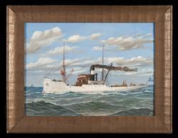 Bärgningsångfartyg
