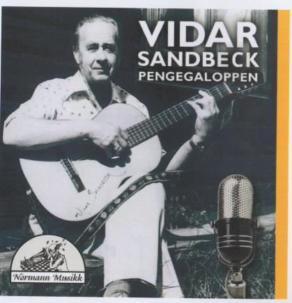 Vidar Sandbeck CD nr. 5 Pengegaloppen