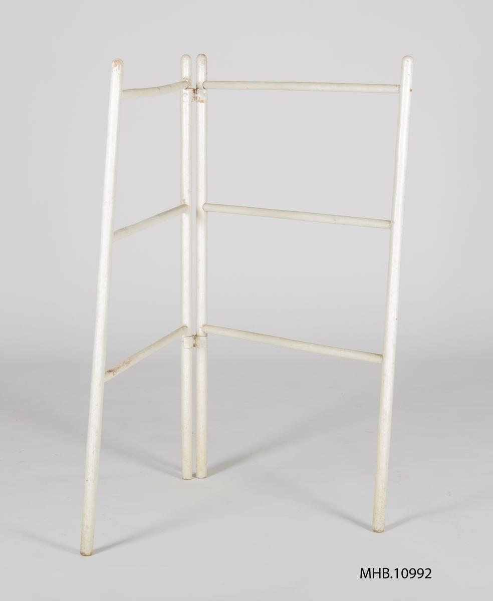 Form: sammenl. stativ rektangulært