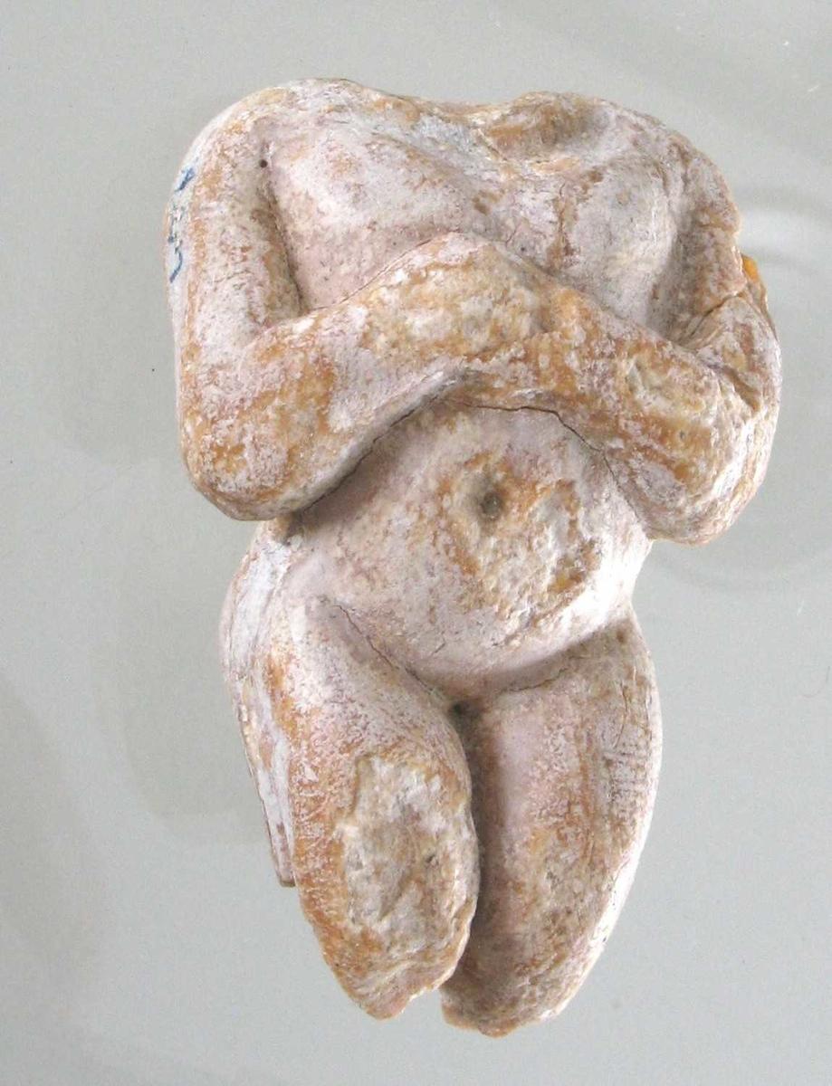 Kvinnetorso, miniatyr.