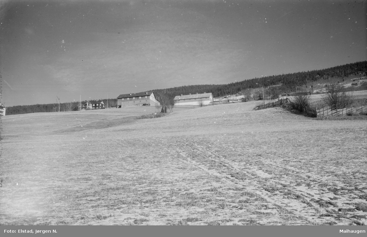 Ringebu. Søndre Bø i Venabygd.