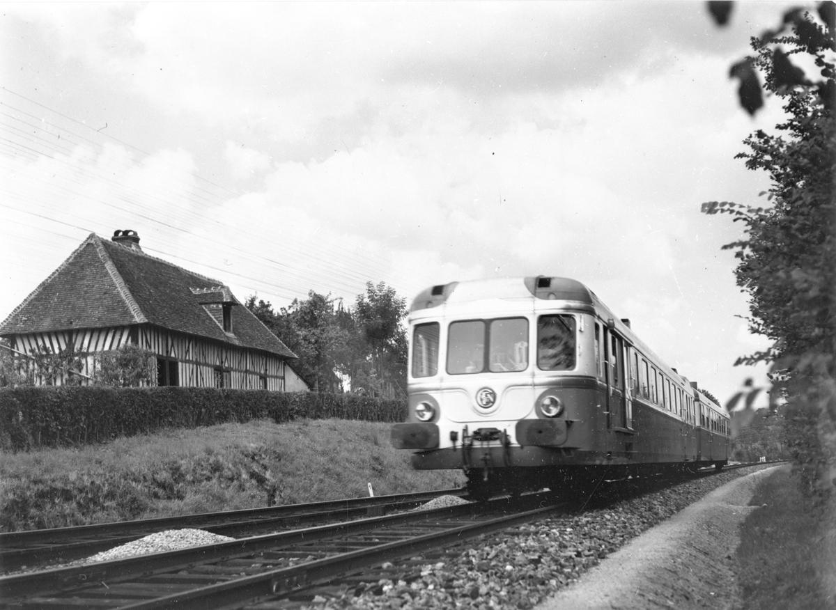 SNCF motorvagnståg 600 CH