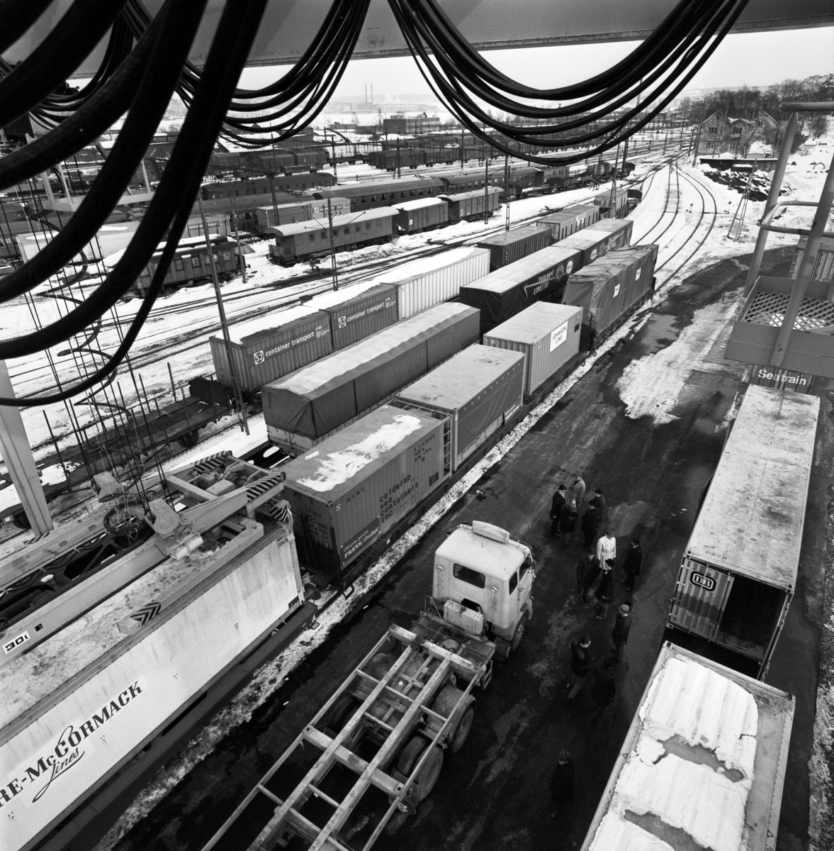 Containerterminalen Sundsvall
