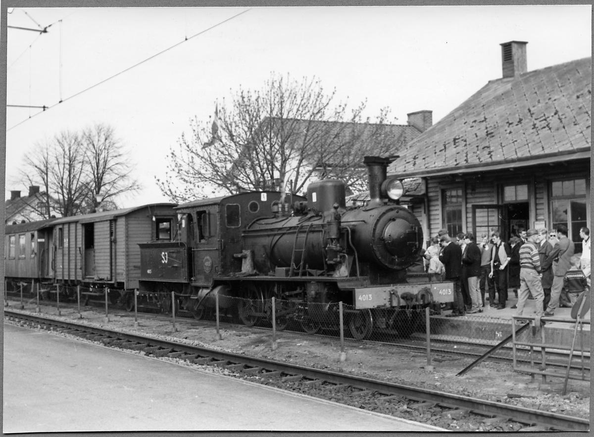 Statens Järnvägar, SJ L2t 4013.