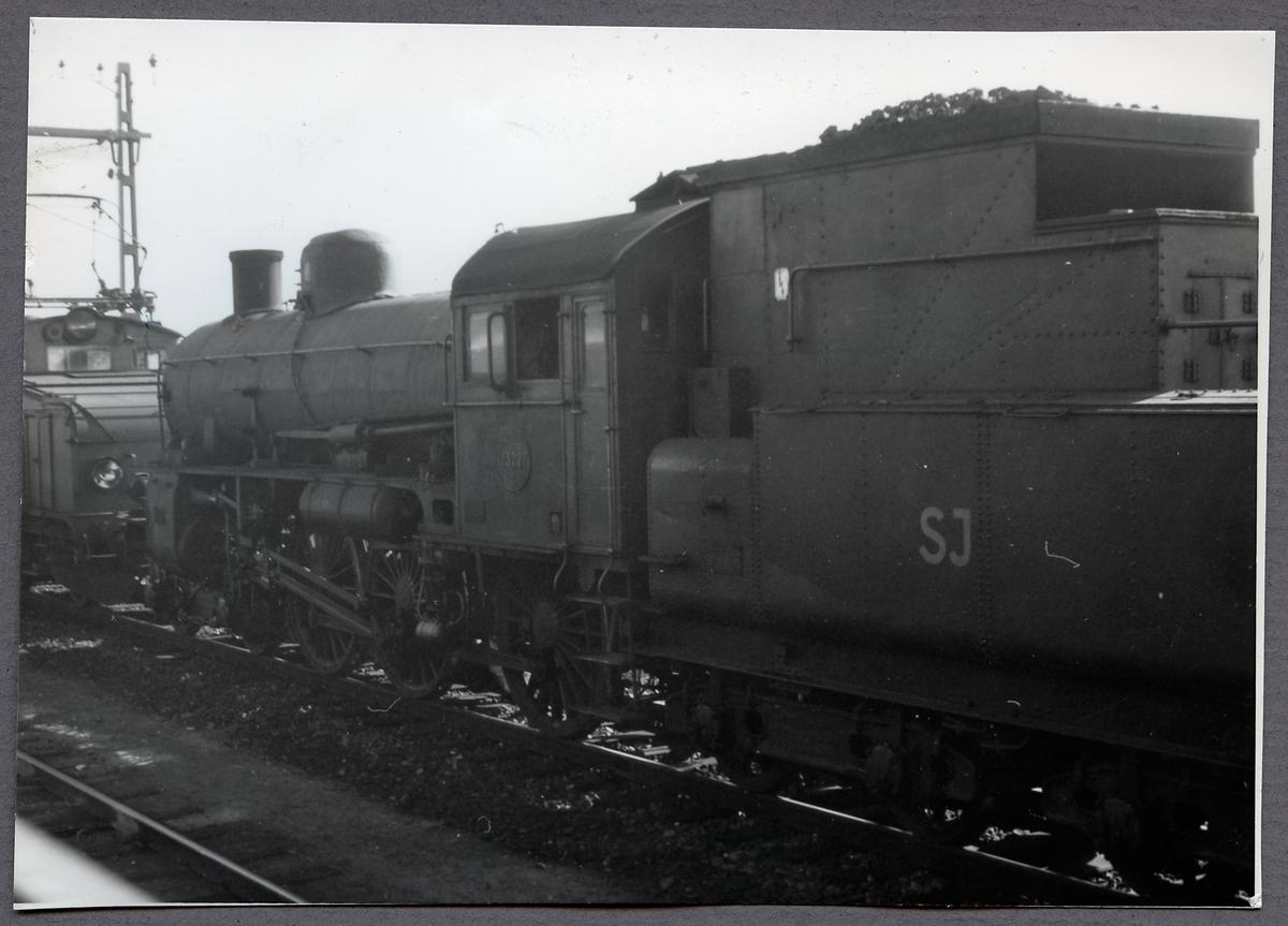 Statens Järnvägar, SJ B 1322.