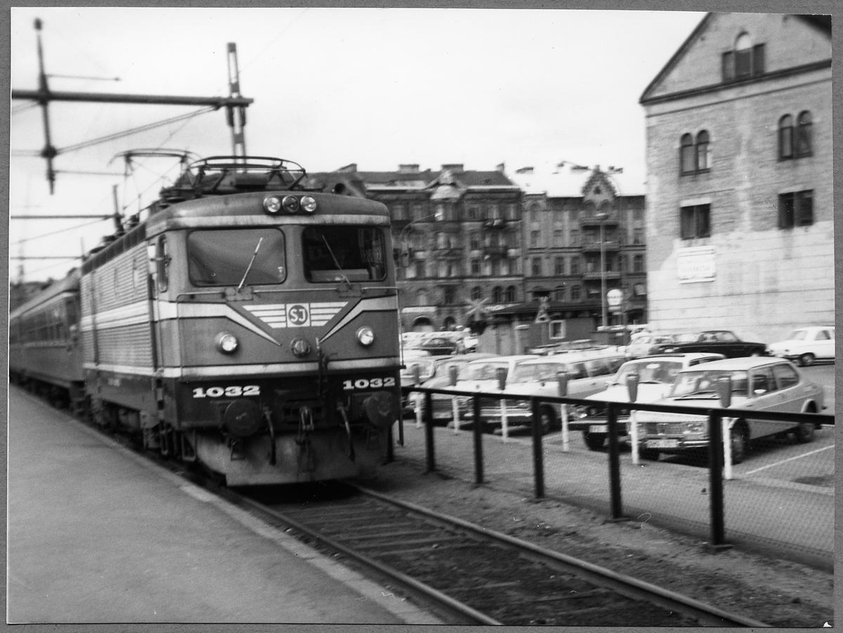 Statens Järnvägar, SJ Rc2 1032.