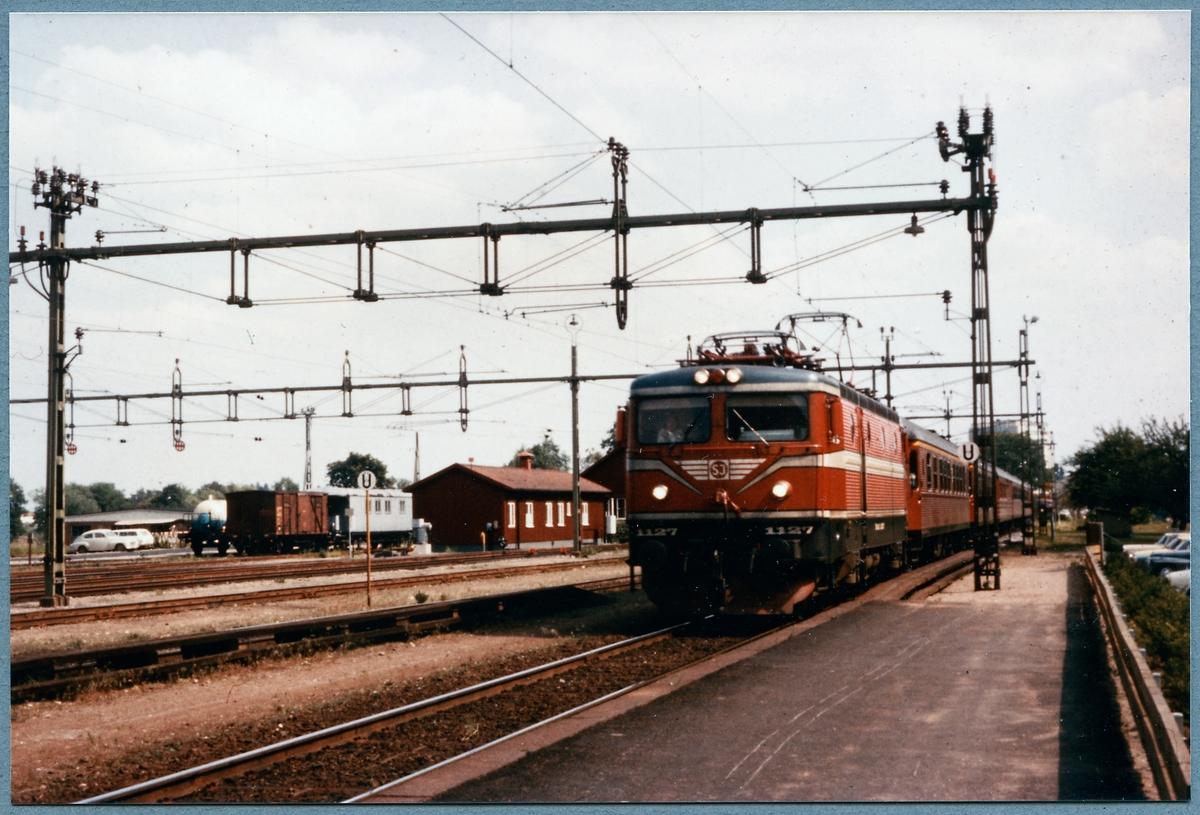 Statens Järnvägar, SJ Rc2 1127.