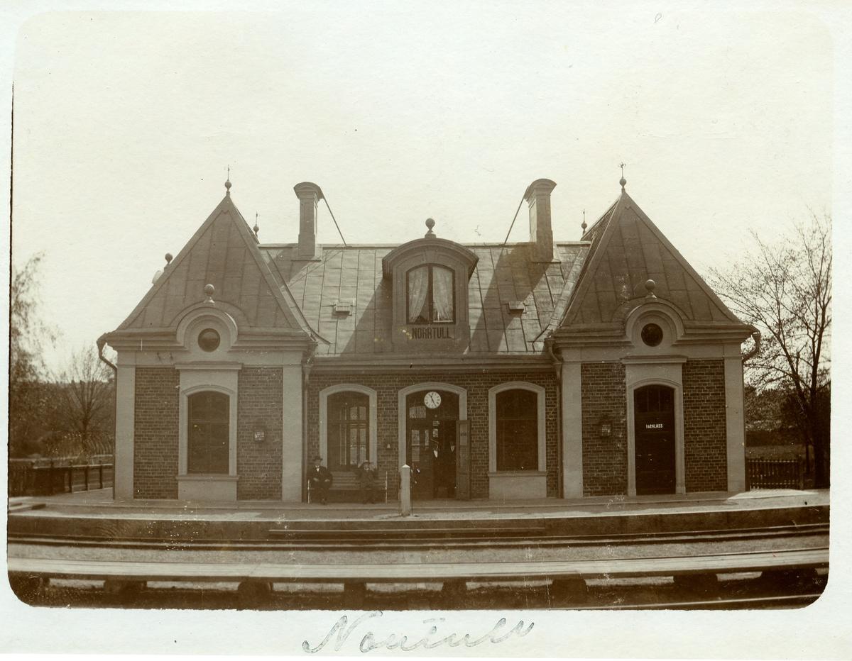 Norrtulls station.