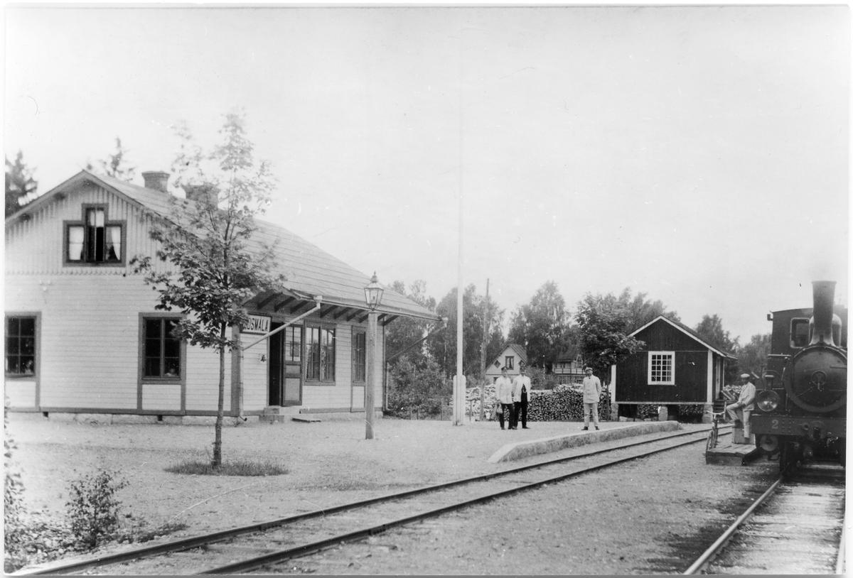 Hönshylte-Kvarnamåla Järnväg HKJ 2