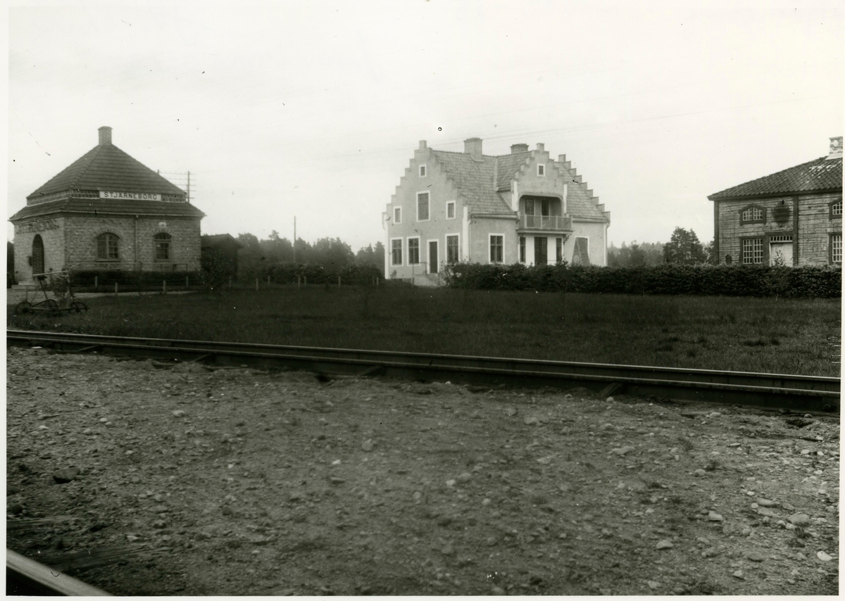 Stjärneborg station.