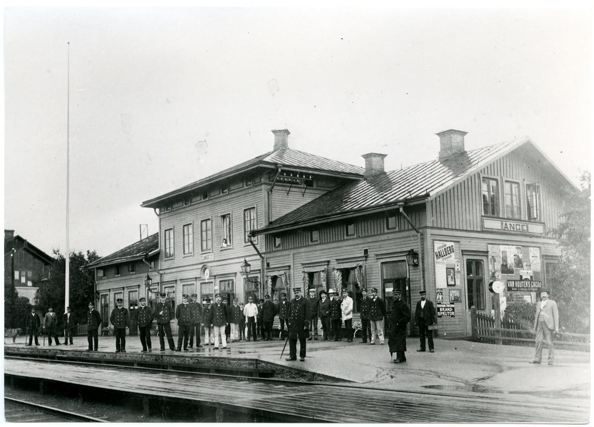 Ånge station.