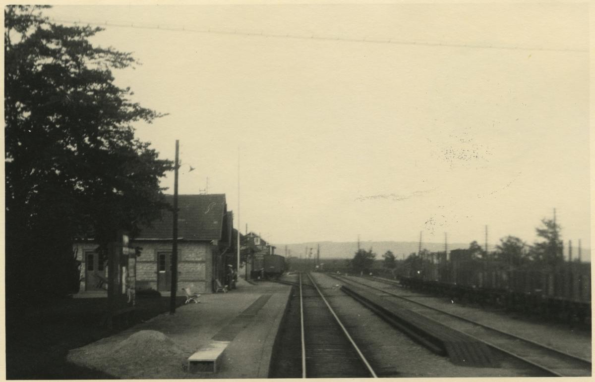 Skottorps station.