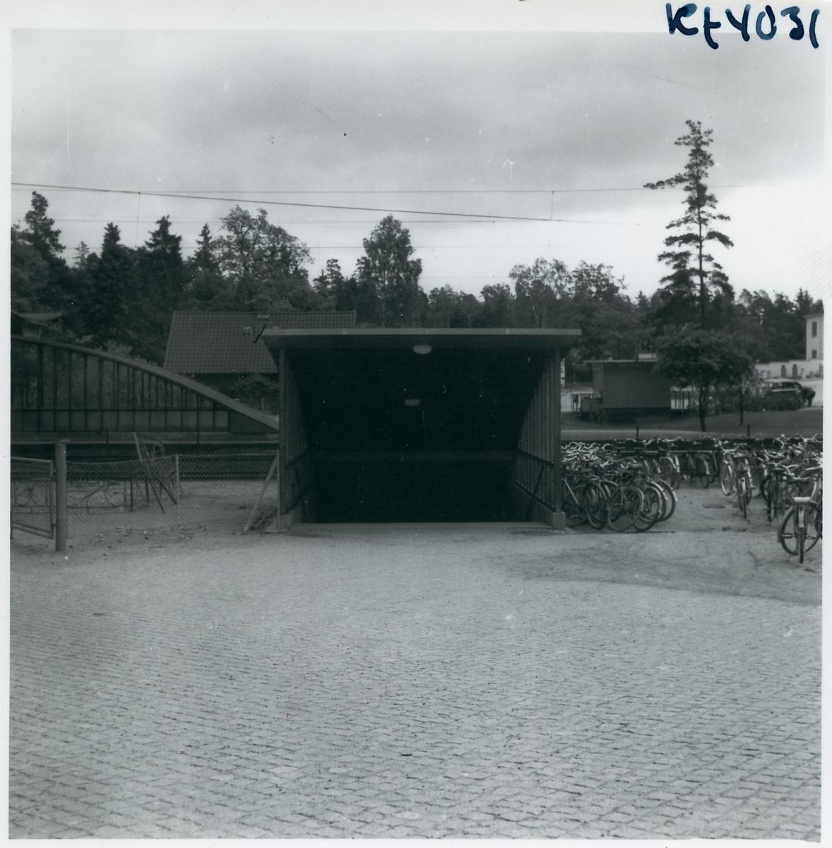 Stuvsta station