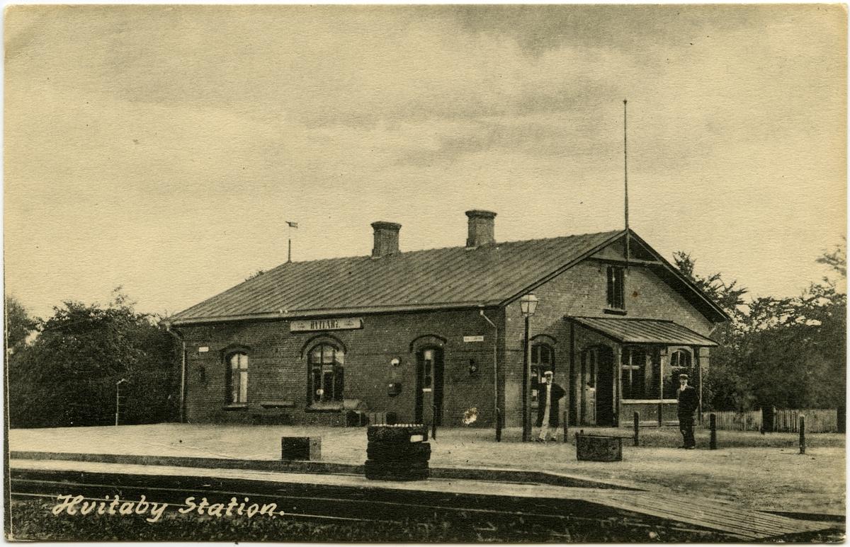 Vitaby station