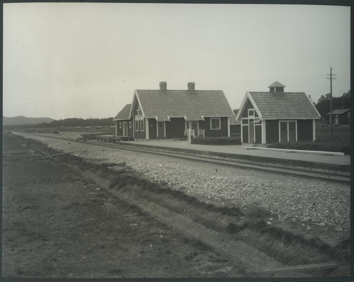 Pålberget station