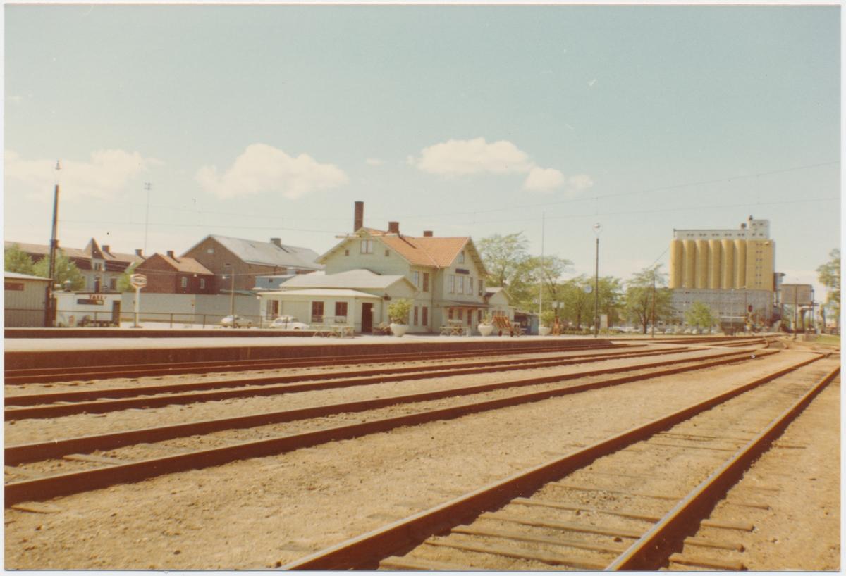 LSSJ , Lidköping - Skara - Stenstorps Järnväg . Lidköpings stationshus