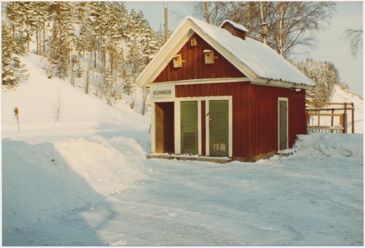 Kråkviken stationshus.