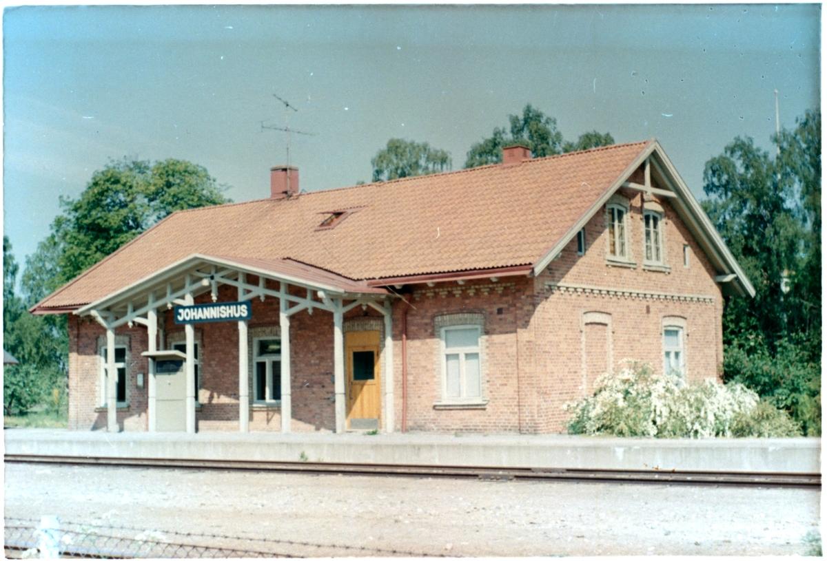 Johannishus station.