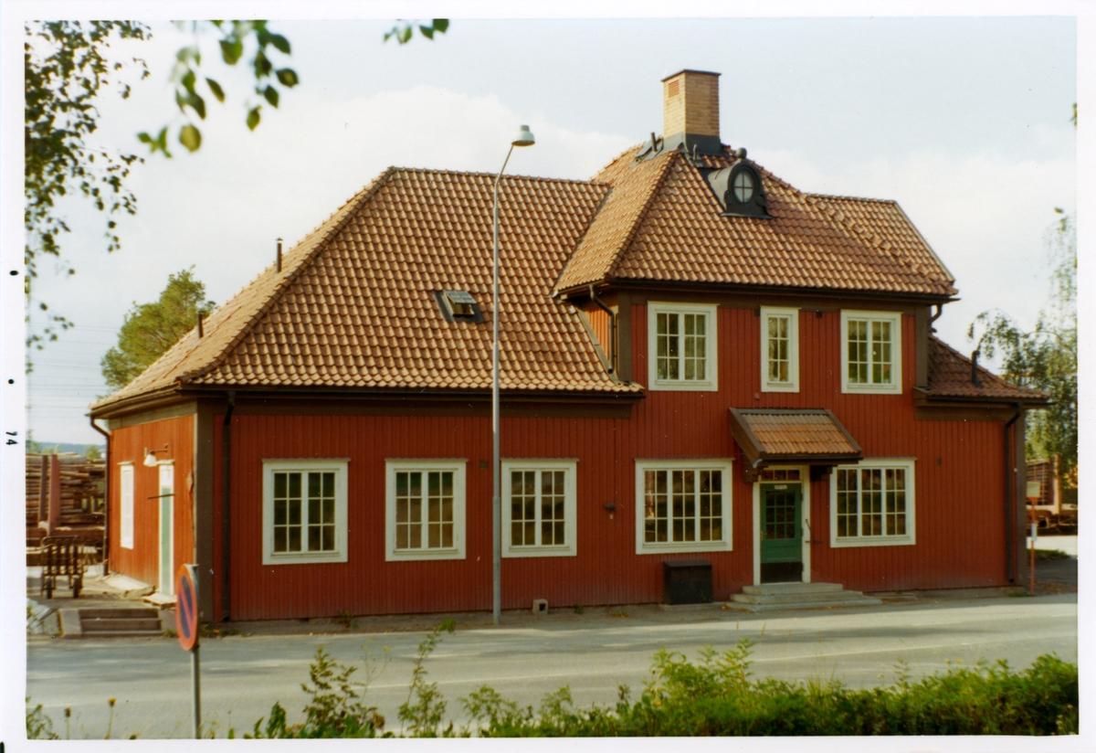 Brunflo stationshus.