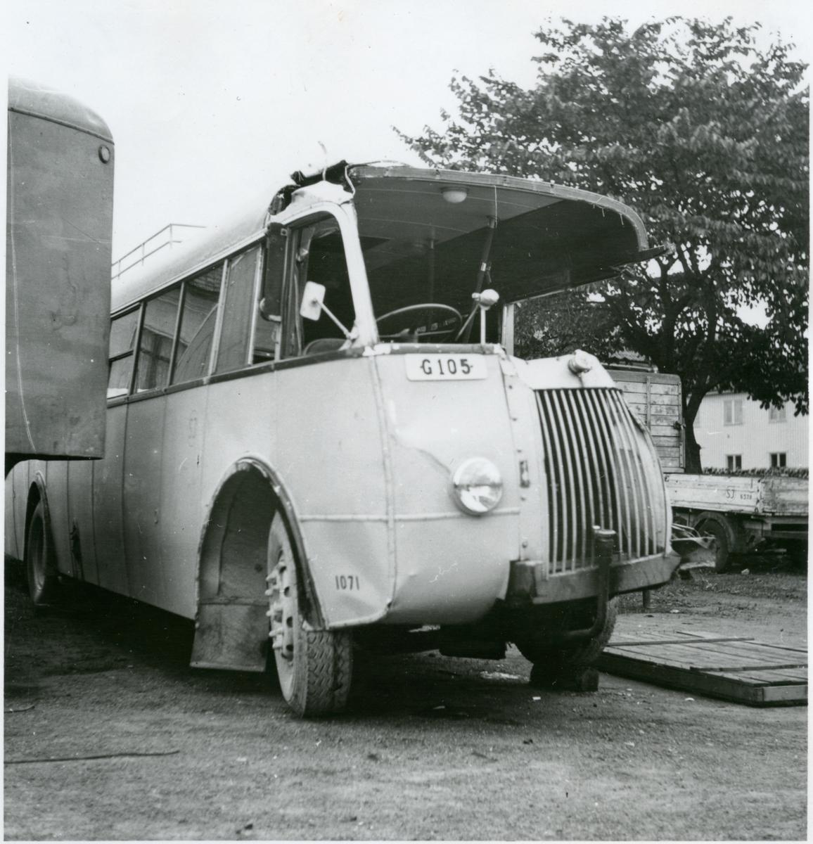 Statens Järnvägar, SJ Buss 1071.