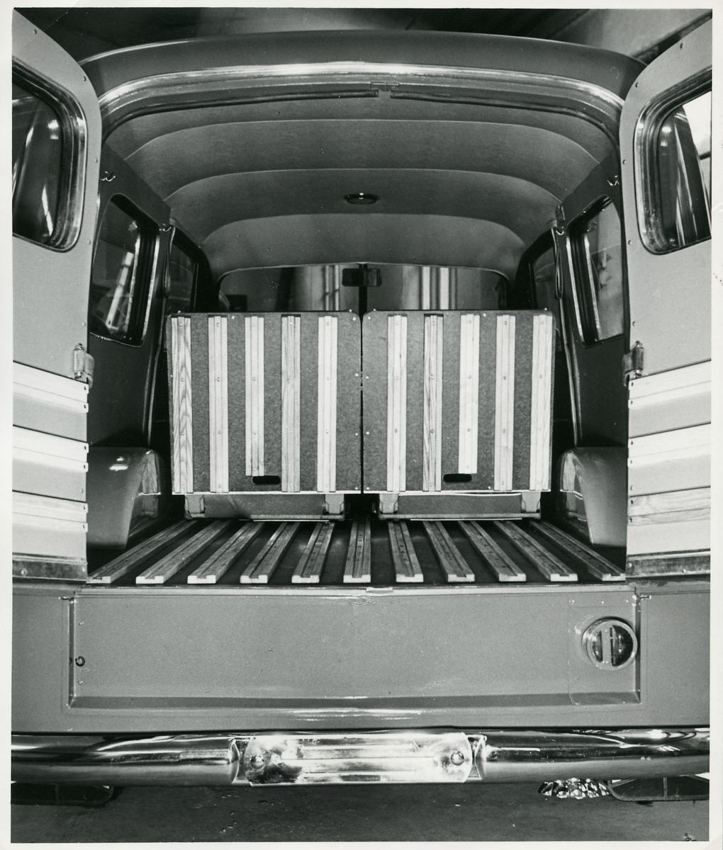 Volvo 445, reklambild.