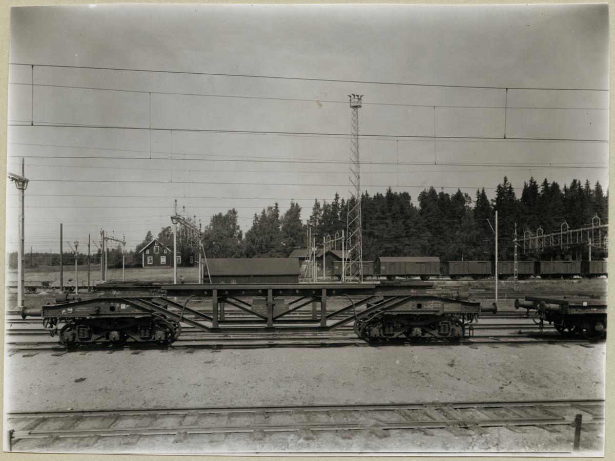 Transformatorvagn Statens Järnvägar, SJ Q19.