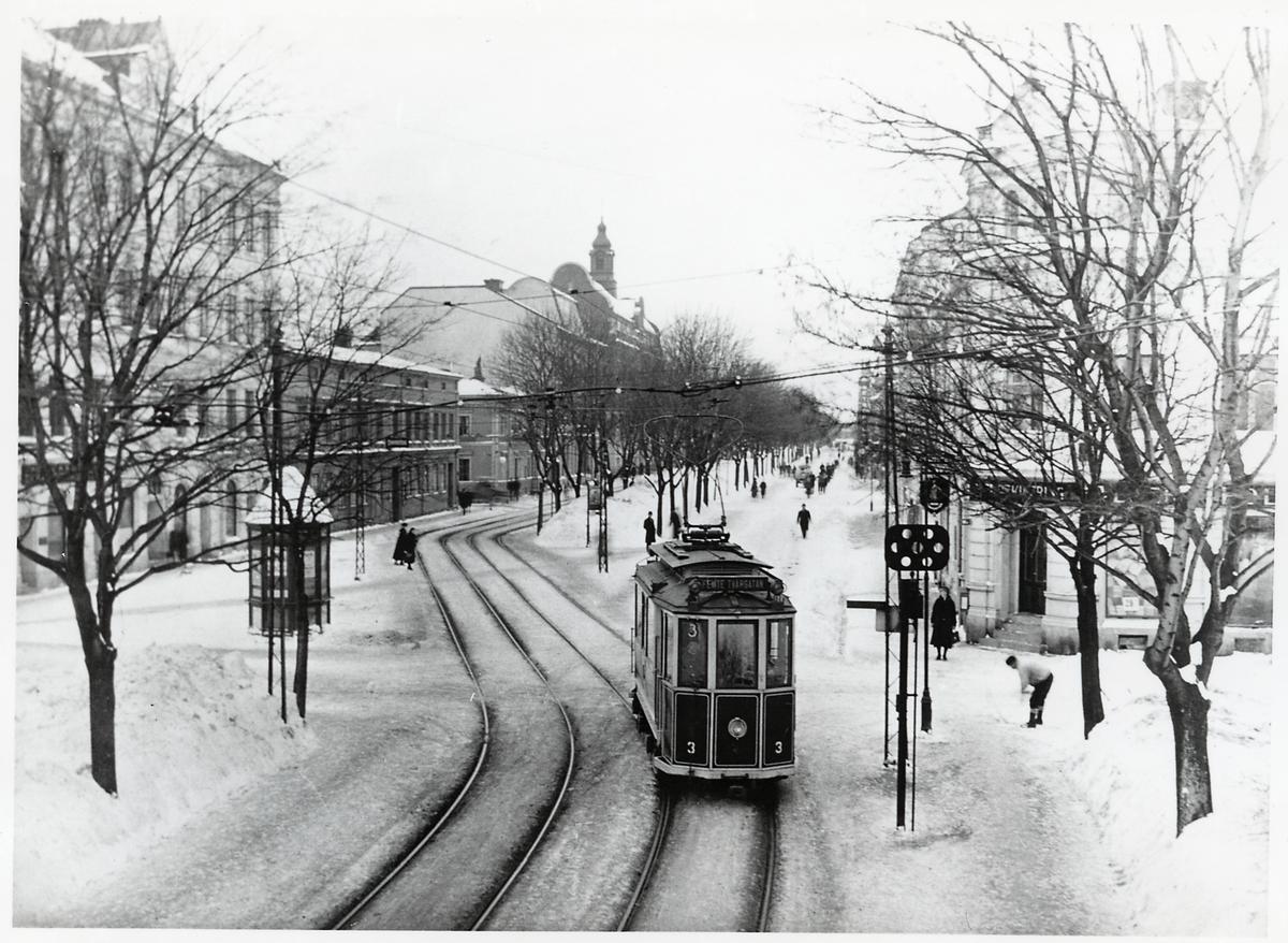 Nygatan i Gävle.