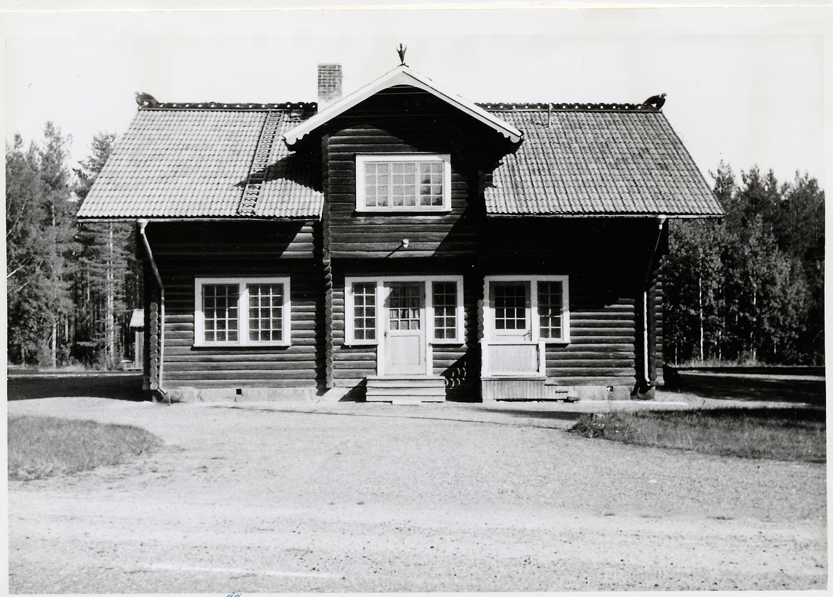 Oxberg station.