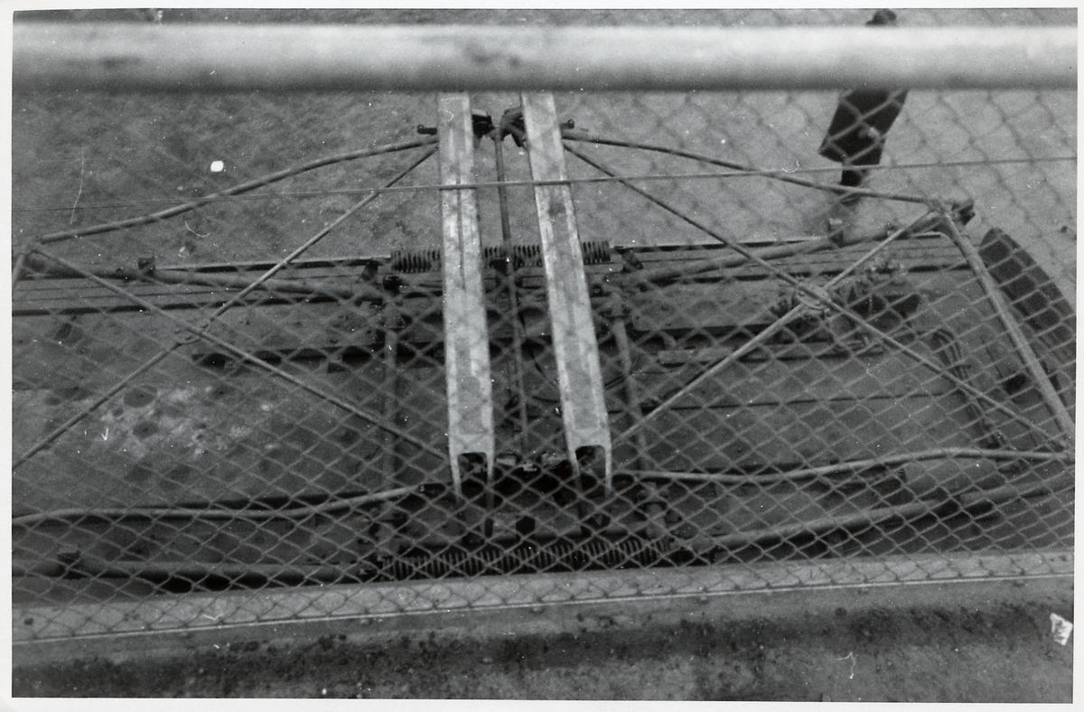 Strömavtagare på lok.