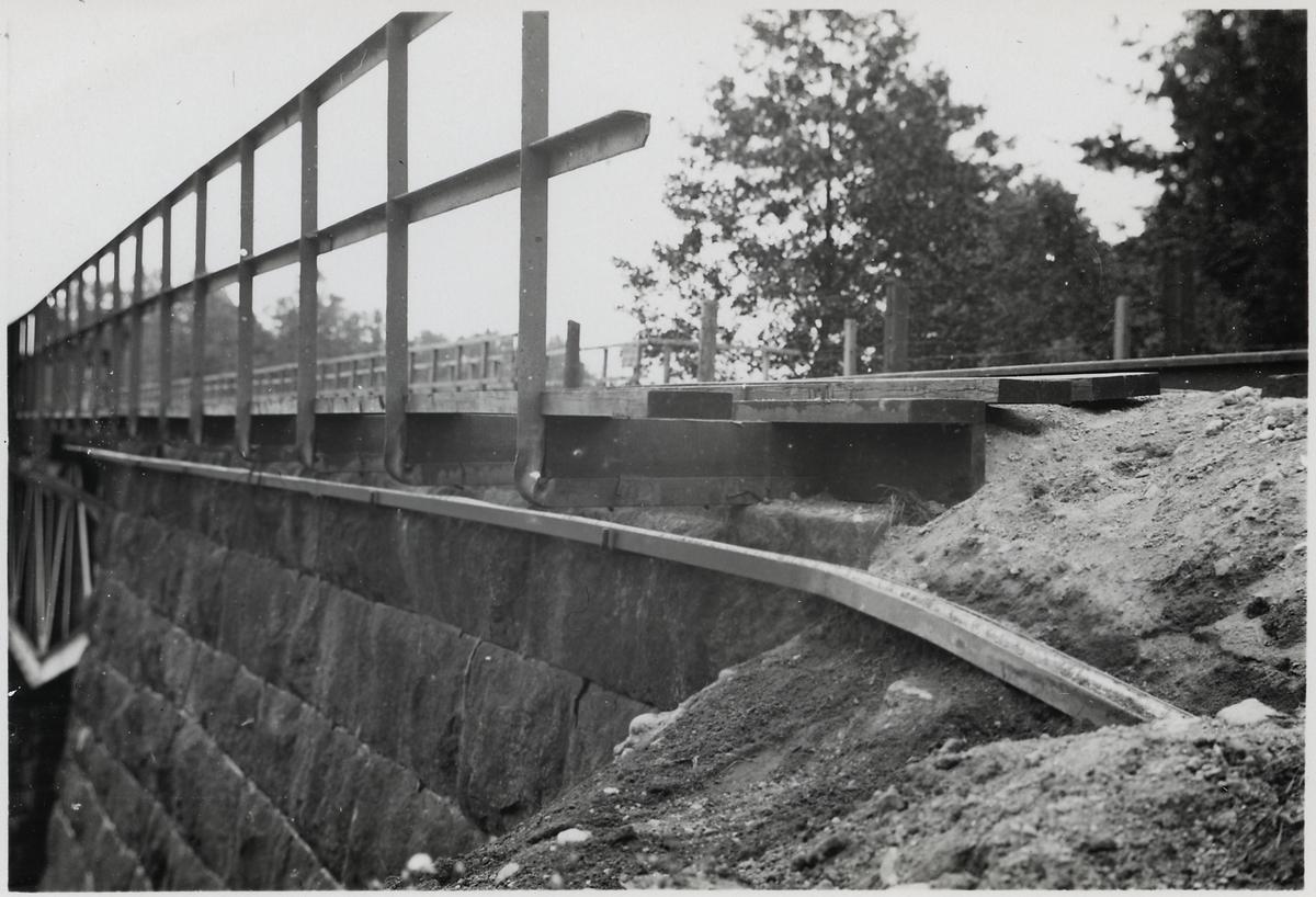 Järnvägsbro.