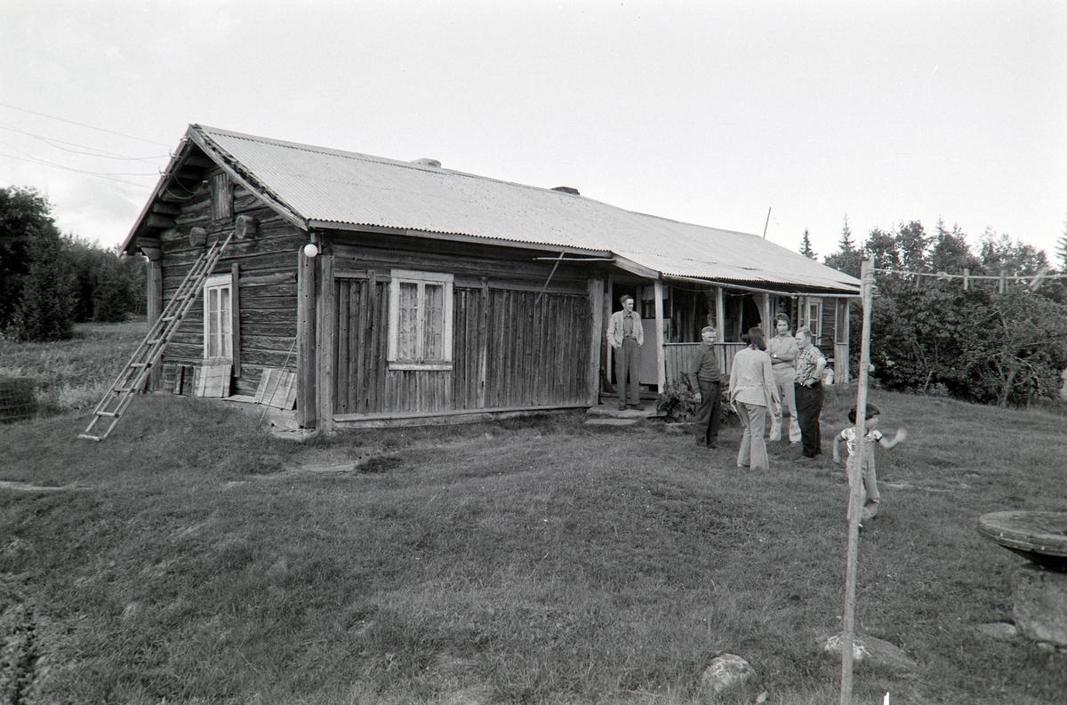 Sollien, østre, Grue Finnskog, Solør.