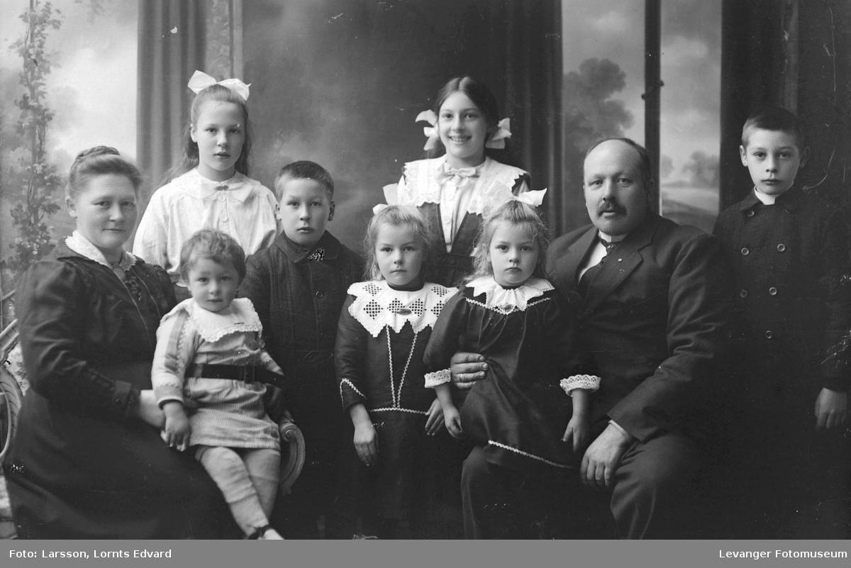 Familien Veimo, Verdal.