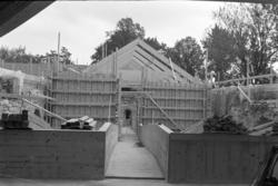 Storhamarlåven,Hedmarksmuseet, restaurering,  forskaling, B-