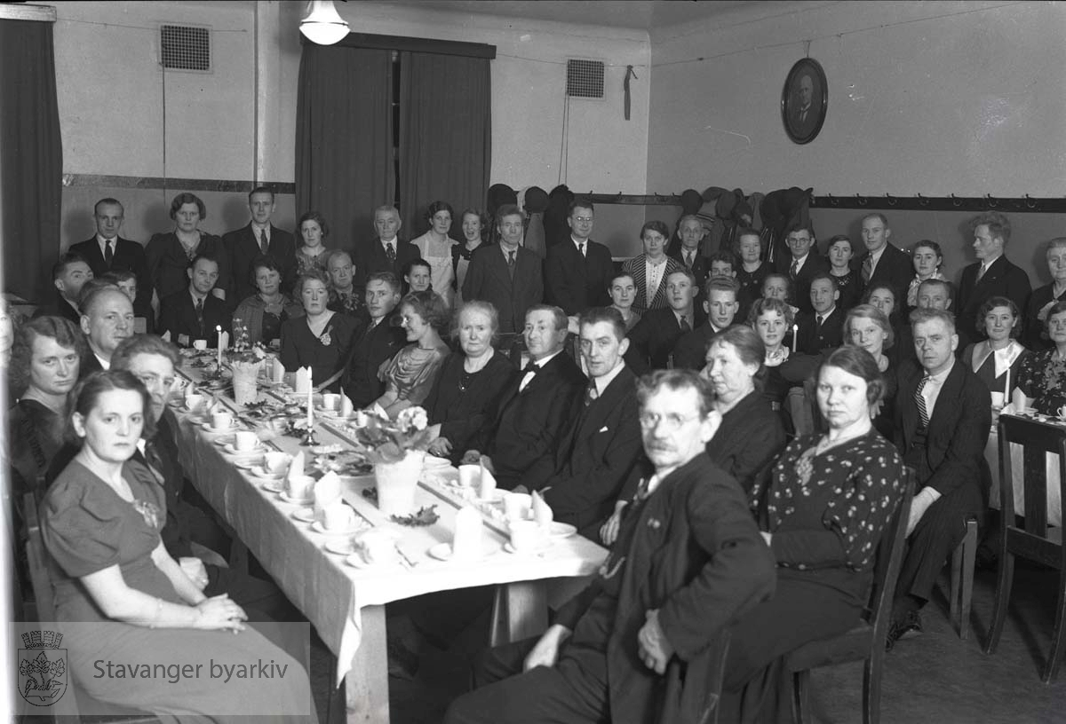 Sangforeningen Frams årsfest