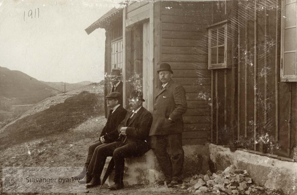 Ogna. St. Hans 1911