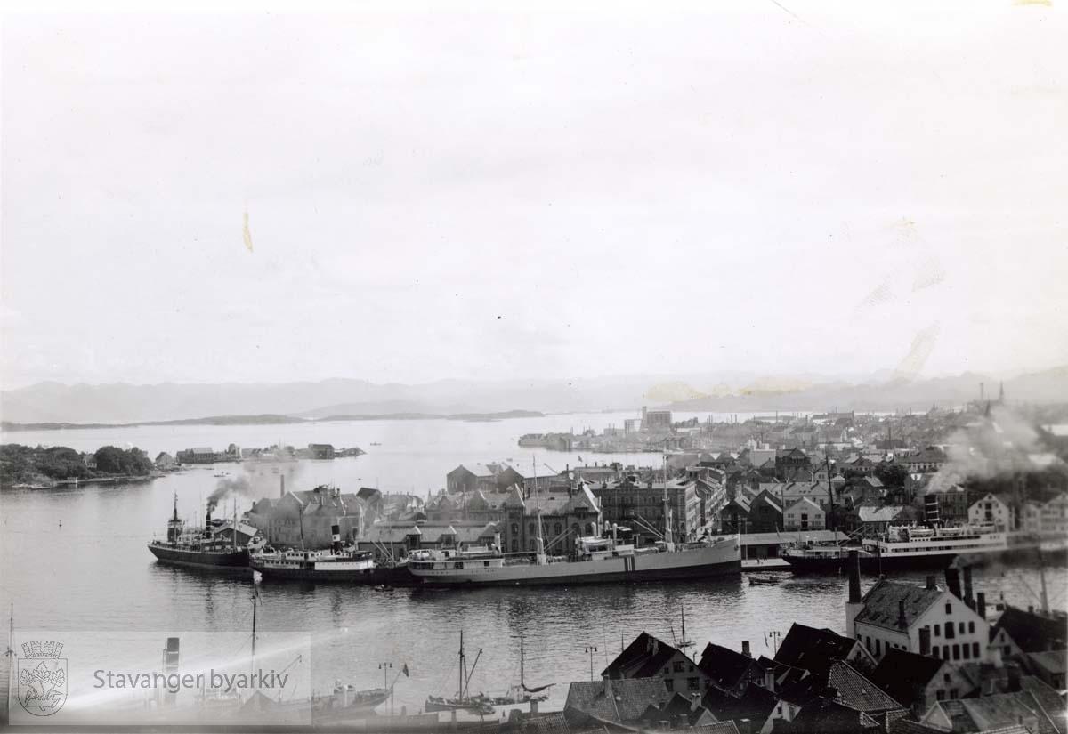 Stavanger havn.