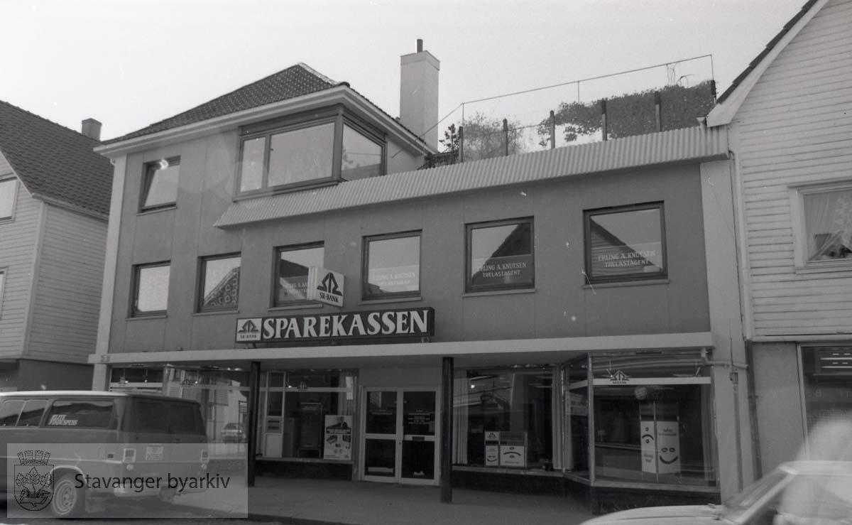 Sparekassen SR-bank.Filial