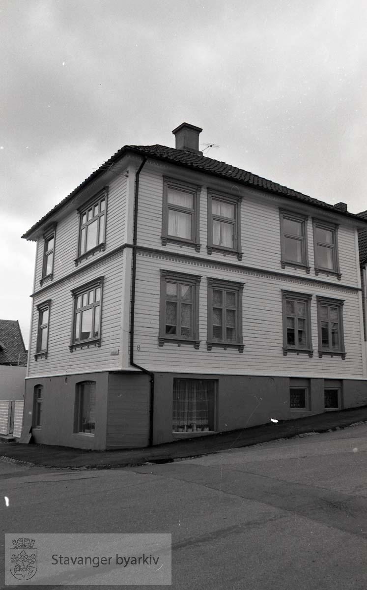 Steingata 8