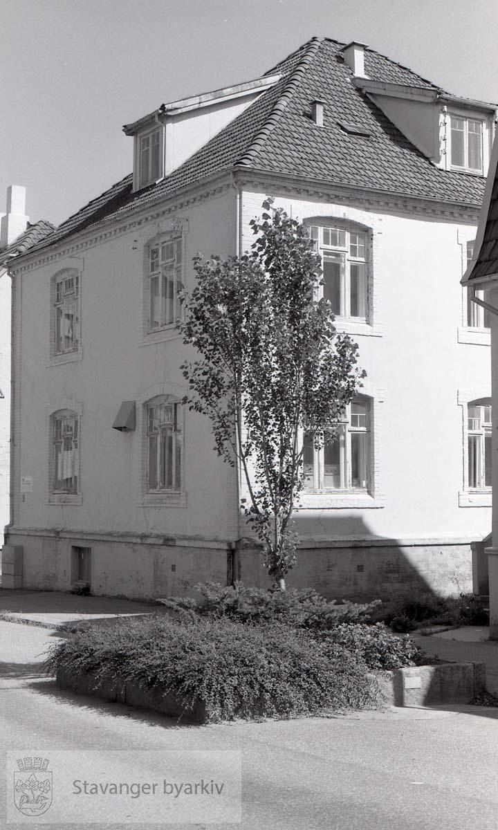 Jens Zetlitz gate 26