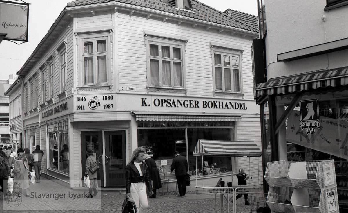 K. Opsanger bokhandel
