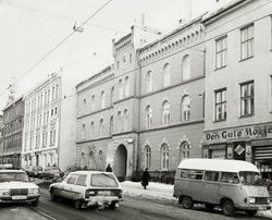 Grünerløkka. Thorvald Meyers gate 38. Januar 1982