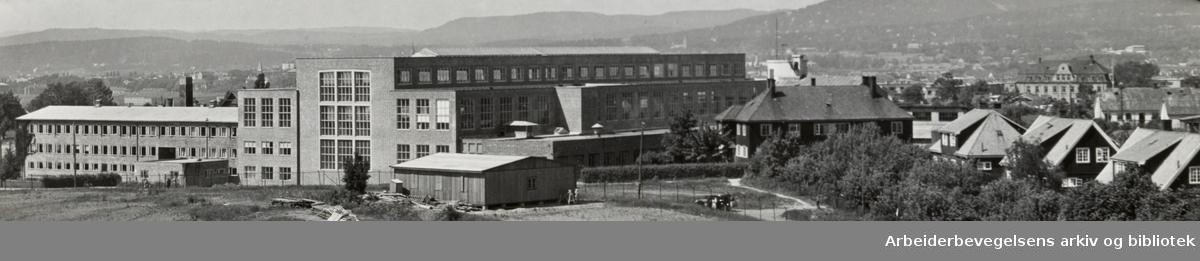 Hasle. Per Kure. Norsk motor- og Dynamofabrikk. September 1947