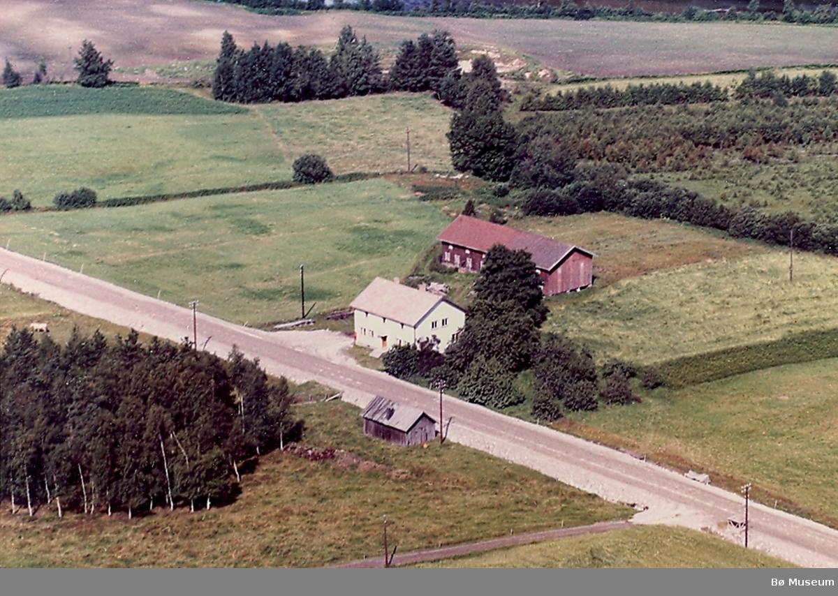 Flyfoto av Tjønntveit