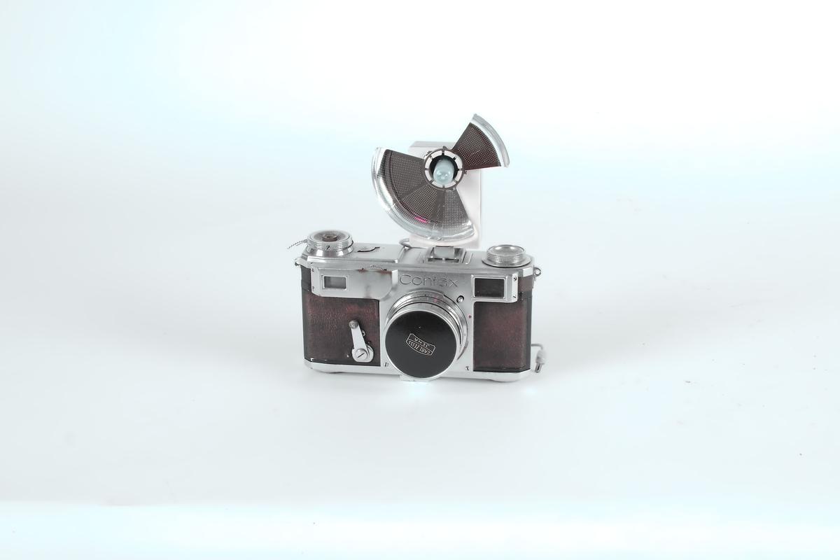 Fotografiapparat
